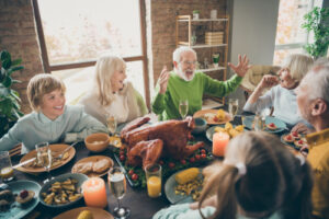 Hypnosis for Therapy_Thanksgiving Dinner