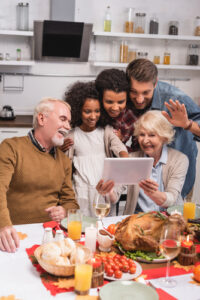 Hypnosis for Therapy_Thanksgiving Family